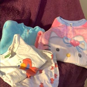 PJ Lot Girls Size 2T